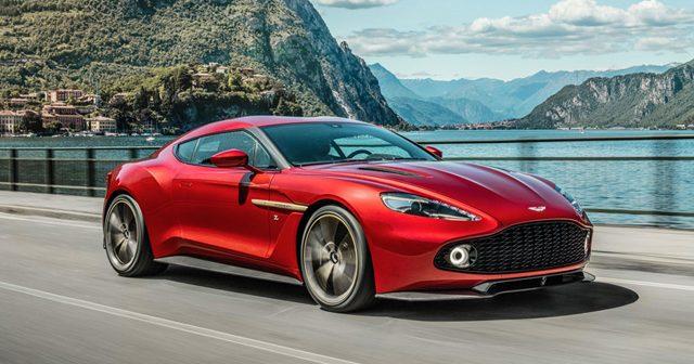 Στη κυκλοφορία το νέο Aston Martin – Zagato