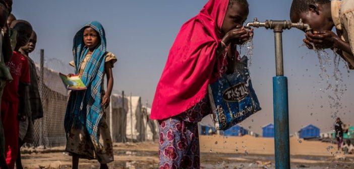 600 εκατ. παιδιά στα όρια της δίψας έως το 2040