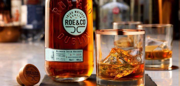 Roe & Co: ένα νέο premium Blended Irish Whiskey