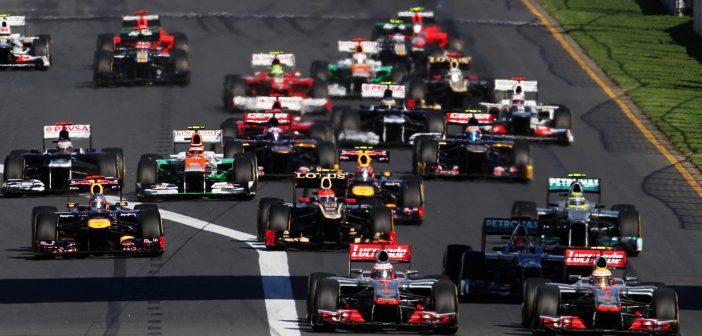 Το πρόγραμμα της F1 αυτό το τριήμερο