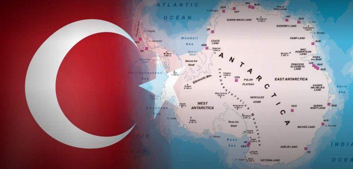 Βάση στην… Ανταρκτική δημιουργεί η Τουρκία!