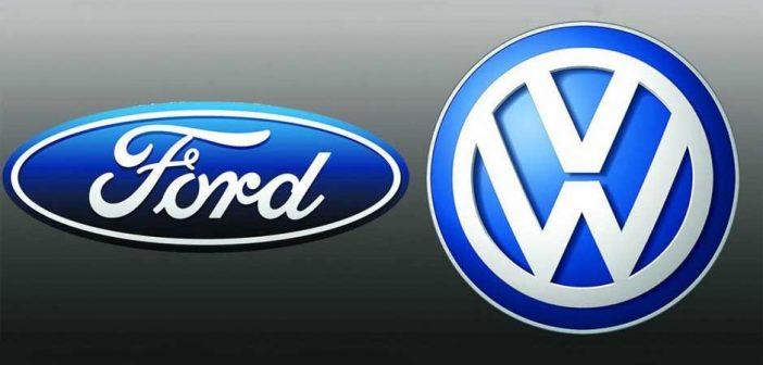 Ενώνουν τις δυνάμεις τους Volkswagen και Ford