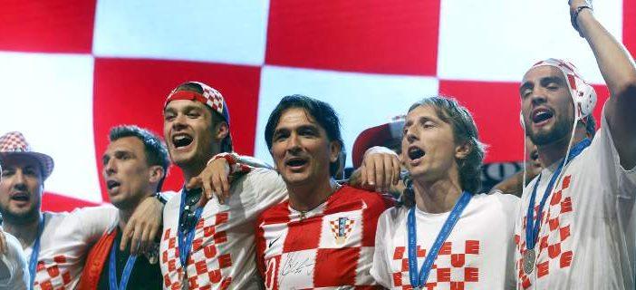 Συγκλονιστική επιστολή των παικτών της Κροατίας: «Η χώρα διοικείται από εγκληματική οργάνωση»