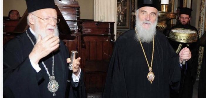 Στην Θεσσαλονικη στις 29 Σεπτεμβρίου ο Οικουμενικός Πατριάρχης Βαρθολομαίος