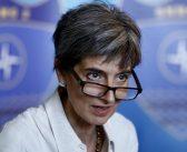 Η βρετανίδα πρέσβυς παραθέτει γνωστή δήλωση Τσόρτσιλ για την 28η Οκτωβρίου