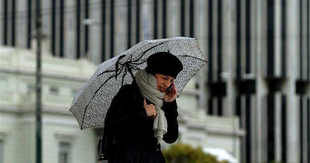 Καιρός: Με παγωνιά και βροχές ξεκινάει ο Δεκέμβρης