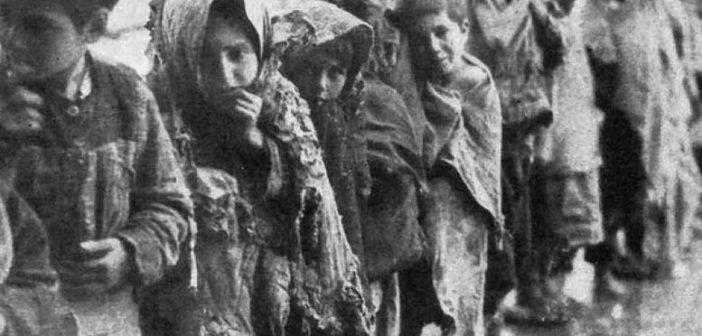 Η πιο τρομακτική νύχτα στη Γενοκτονία των Ποντίων: Η σφαγή των νηπίων της Σάντας ( βίντεο)