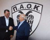Γιώργος Ορφανός: «Θα κάνουμε ό,τι περνάει από το χέρι μας για το γήπεδο του ΠΑΟΚ»
