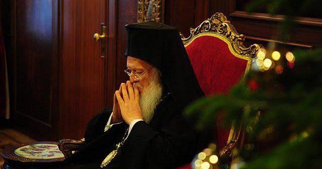 Βαρθολομαίος: Ιστορική η απόφαση που έλαβε η Εκκλησία της Ελλάδος για την Ουκρανία