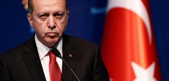 Καταρρέει το κόμμα Ερντογάν