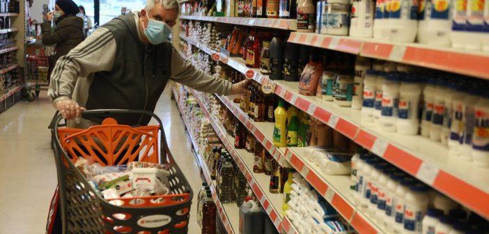 Το Πασχαλινό ωράριο των καταστημάτων τροφίμων