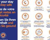 «Απολαύστε τη διαμονή σας – Μείνετε ασφαλής»: Νέα καμπάνια της ΓΓ Πολιτικής Προστασίας σε όλες τις πύλες εισόδου της χώρας