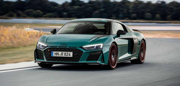 Audi R8: Κατευθείαν από την… κόλαση