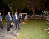 Στα Χανιά ο πρωθυπουργός υποδέχθηκε τον Μάικ Πομπέο