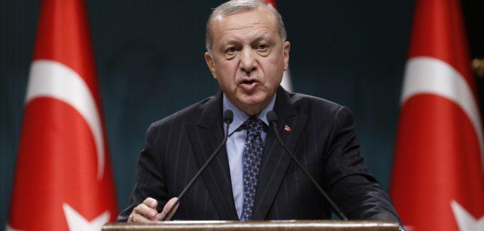 Bloomberg! Ο «ταραχοποιός» Ερντογάν προκαλεί γιατί μένει πάντα ατιμώρητος